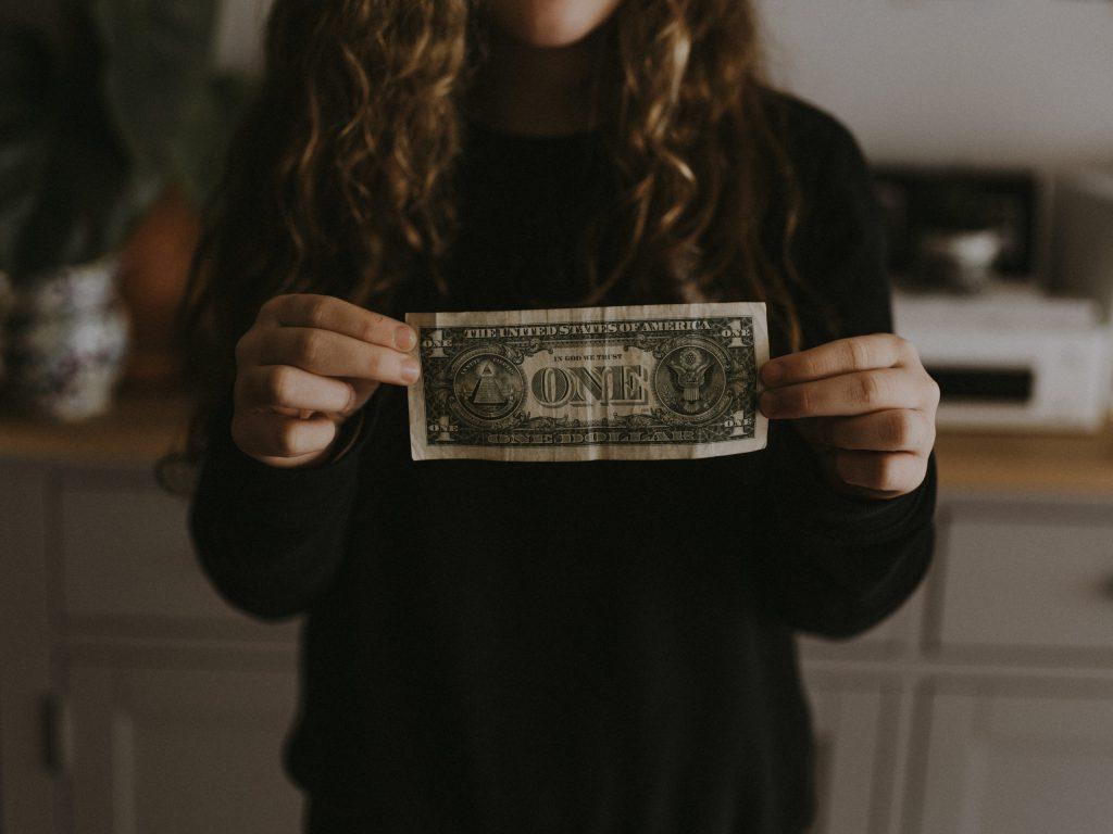 Tenemos que hablar de dinero
