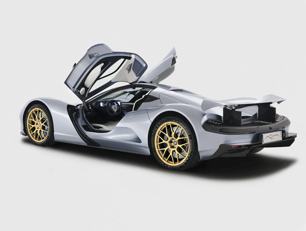 Aspark Owl, el coche eléctrico más rápido es japonés y lo querrás tener