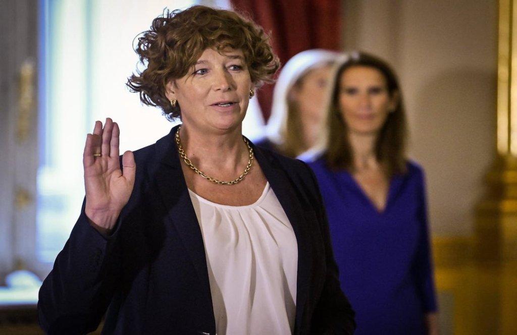 Petra De Sutter, primera mujer trans nombrada vice primera ministra de Bélgica