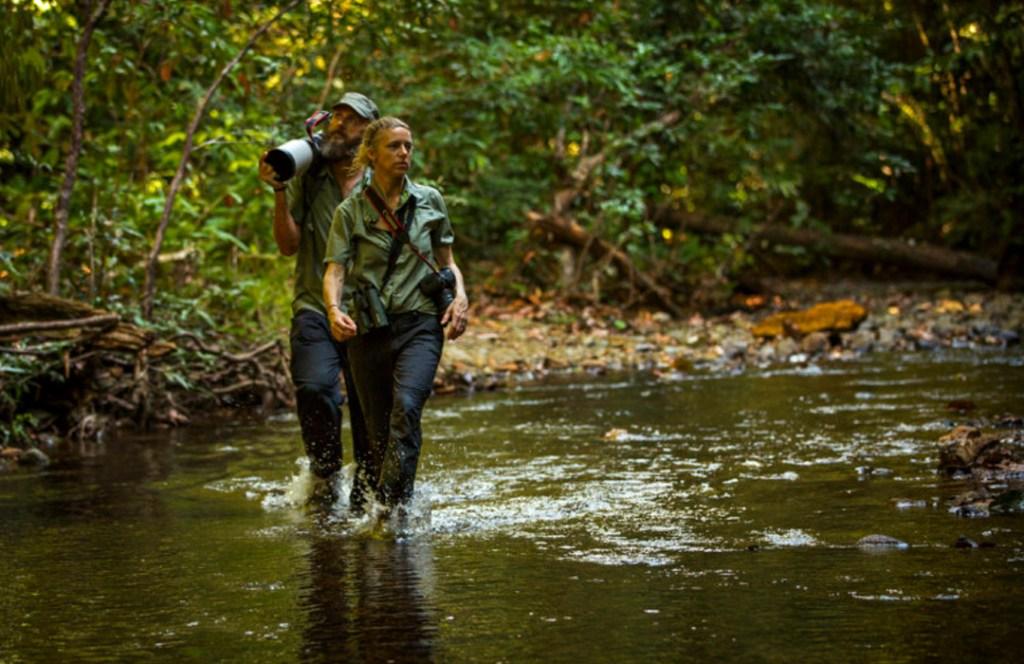 Helle y Uri: la inspiradora pareja de fotógrafos que se ha dedicado a retratar vida salvaje