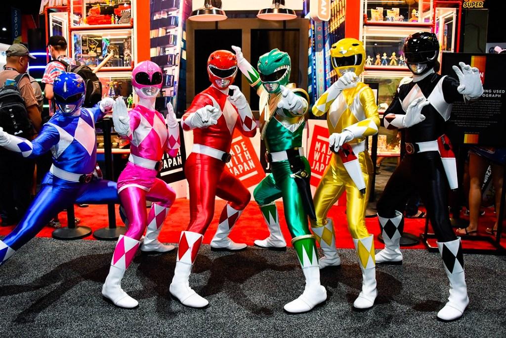 ¡Morfosis! ¡Po-po-power Rangers! Los héroes de los 90 regresan a la pantalla grande