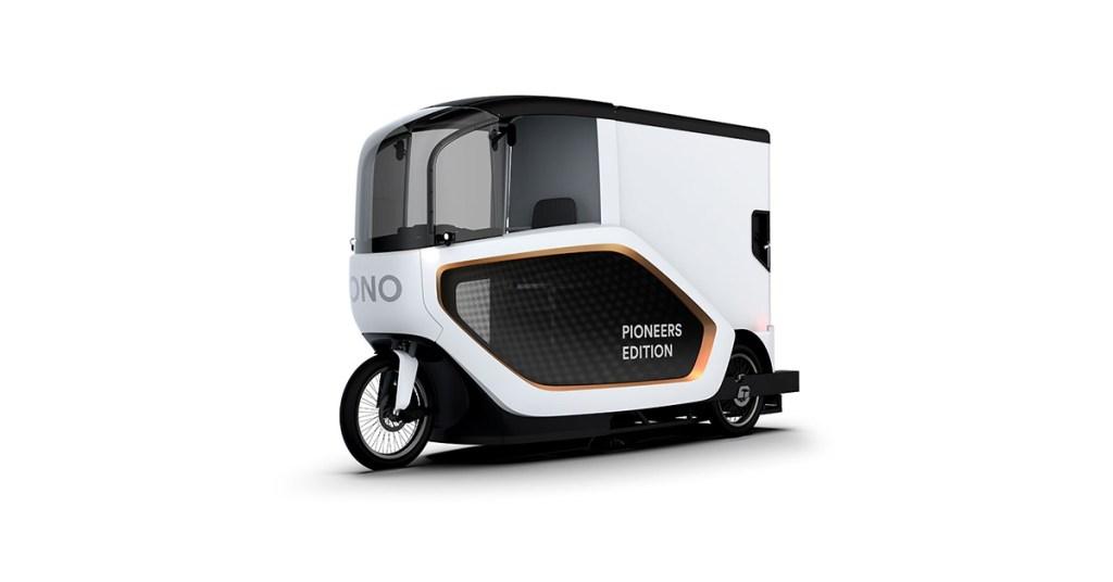 ¿Vehículos cero emisiones para tus pedidos a domicilio? ¡Sí, por favor!