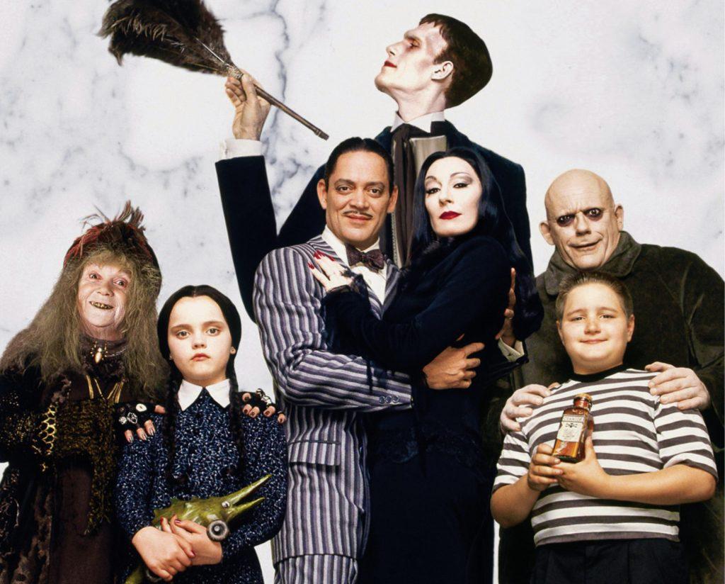 La familia Addams podría estar de regreso gracias a Tim Burton