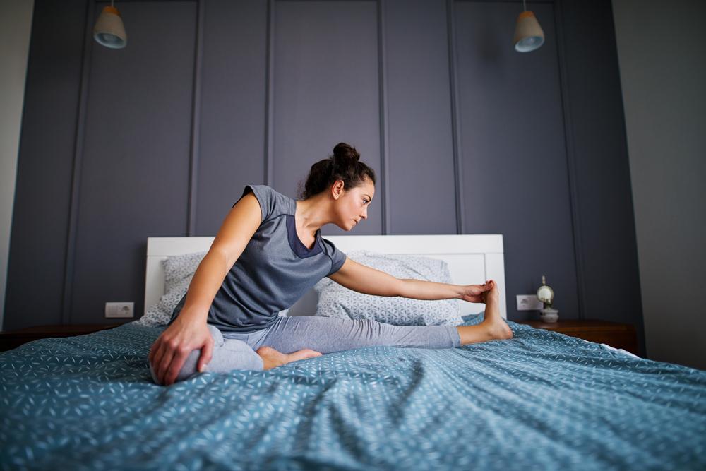 ¿Problemas de insomnio? Practica estos ejercicios ¡y logra dormir mejor!