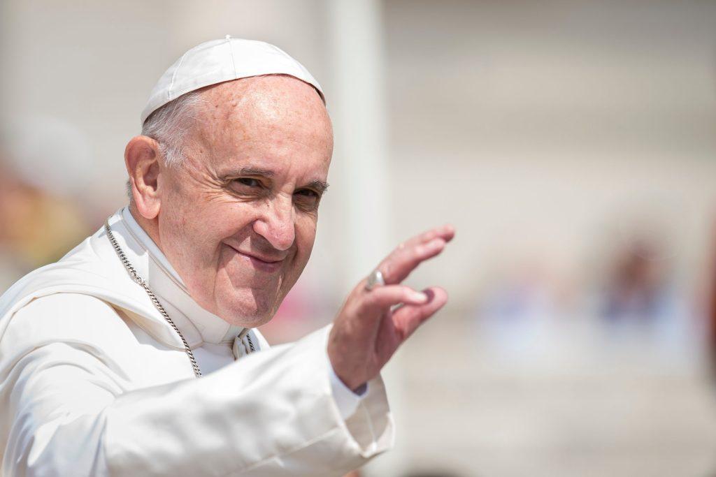 #LoveIsLove: El Papa Francisco apoya la unión civil entre personas del mismo sexo