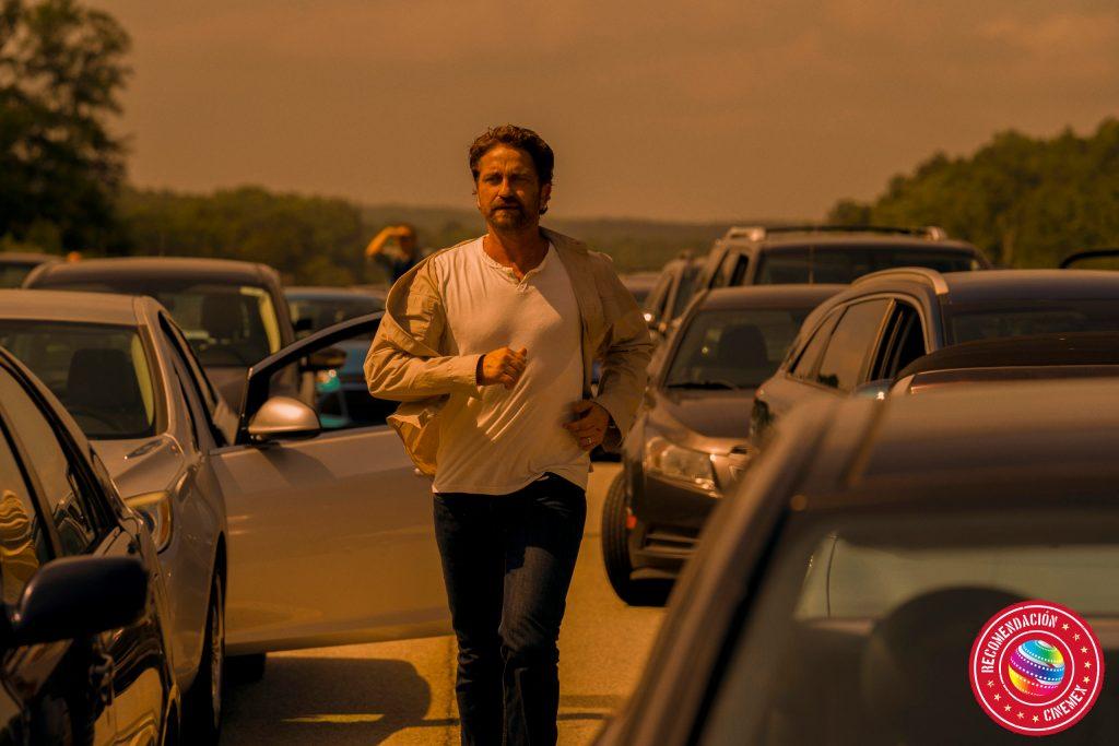 El Día del Fin del Mundo: la nueva película de Gerard Butler llega hoy al cine