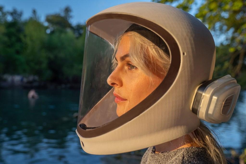 Los increíbles cascos de ValhallaMED para protegerte del Covid-19