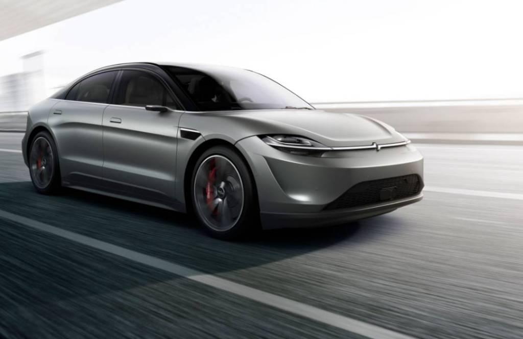 Vision-S: El primer auto eléctrico y de conducción autónoma de Sony