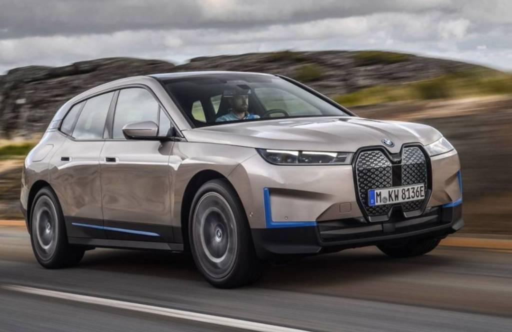 Conoce la BMW iX, una SUV eléctrica de lujo