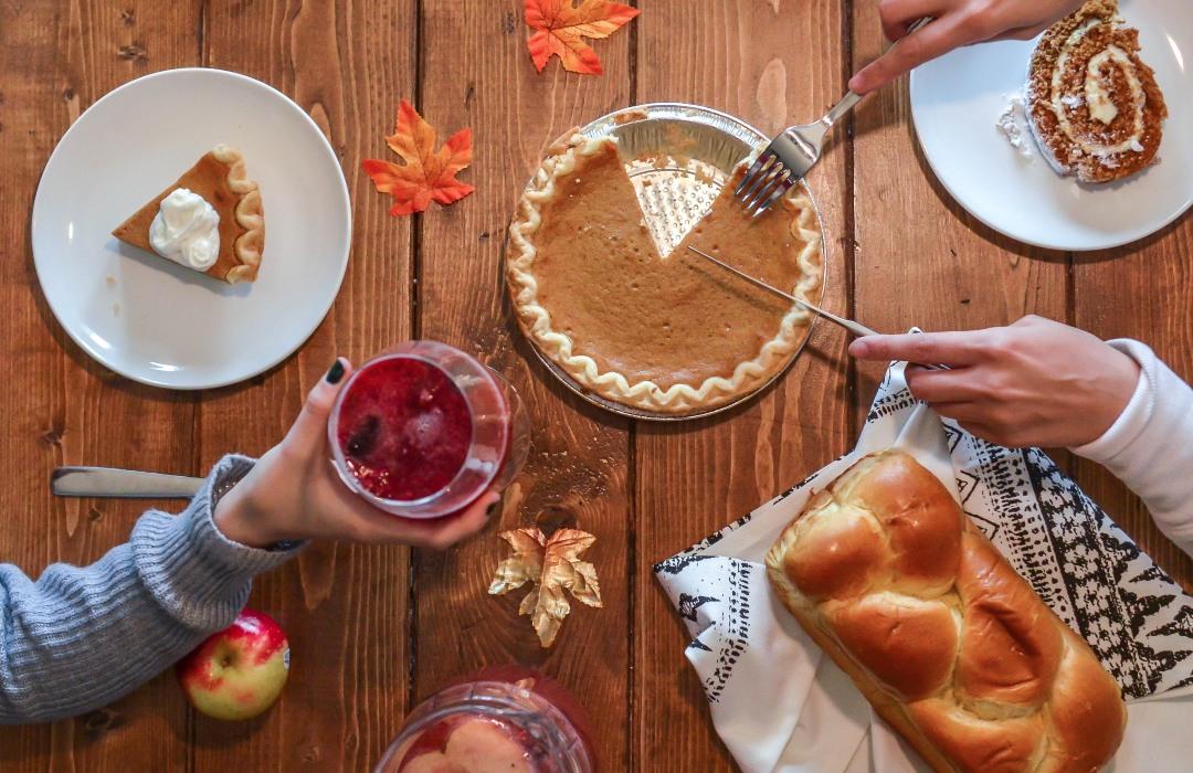 Platillos veganos que puedes disfrutar el Día de Acción de gracias