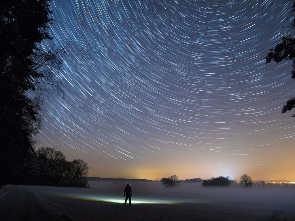El eclipse y las lluvias de estrellas que no puedes perderte en noviembre