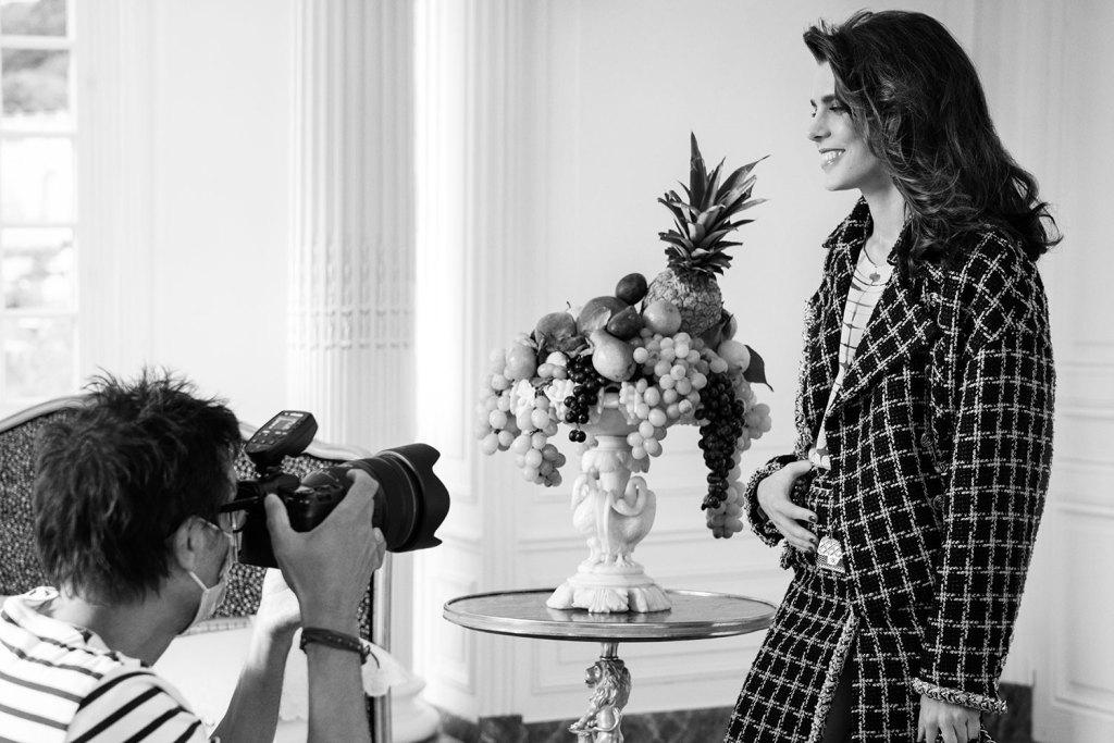 La princesa Charlotte Casiraghi impartirá talleres literarios en colaboración con la firma Chanel