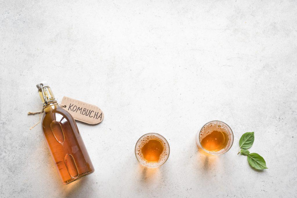 5 superpoderes del té de kombucha que te sorprenderán