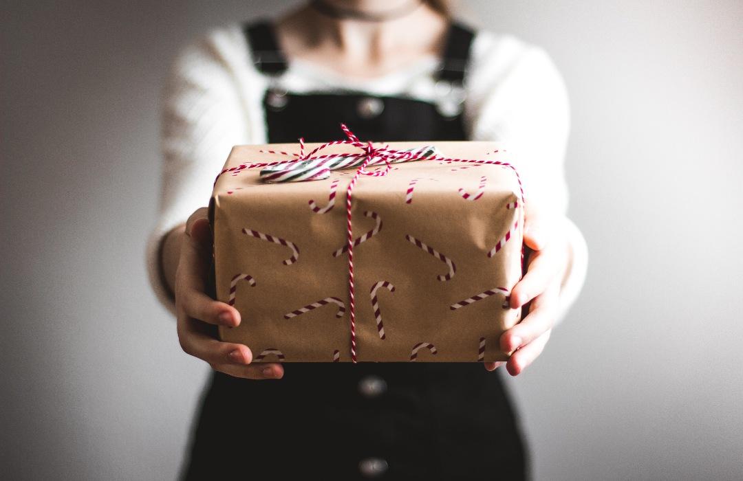 Envolturas ecológicas que puedes usar para los regalos de Navidad
