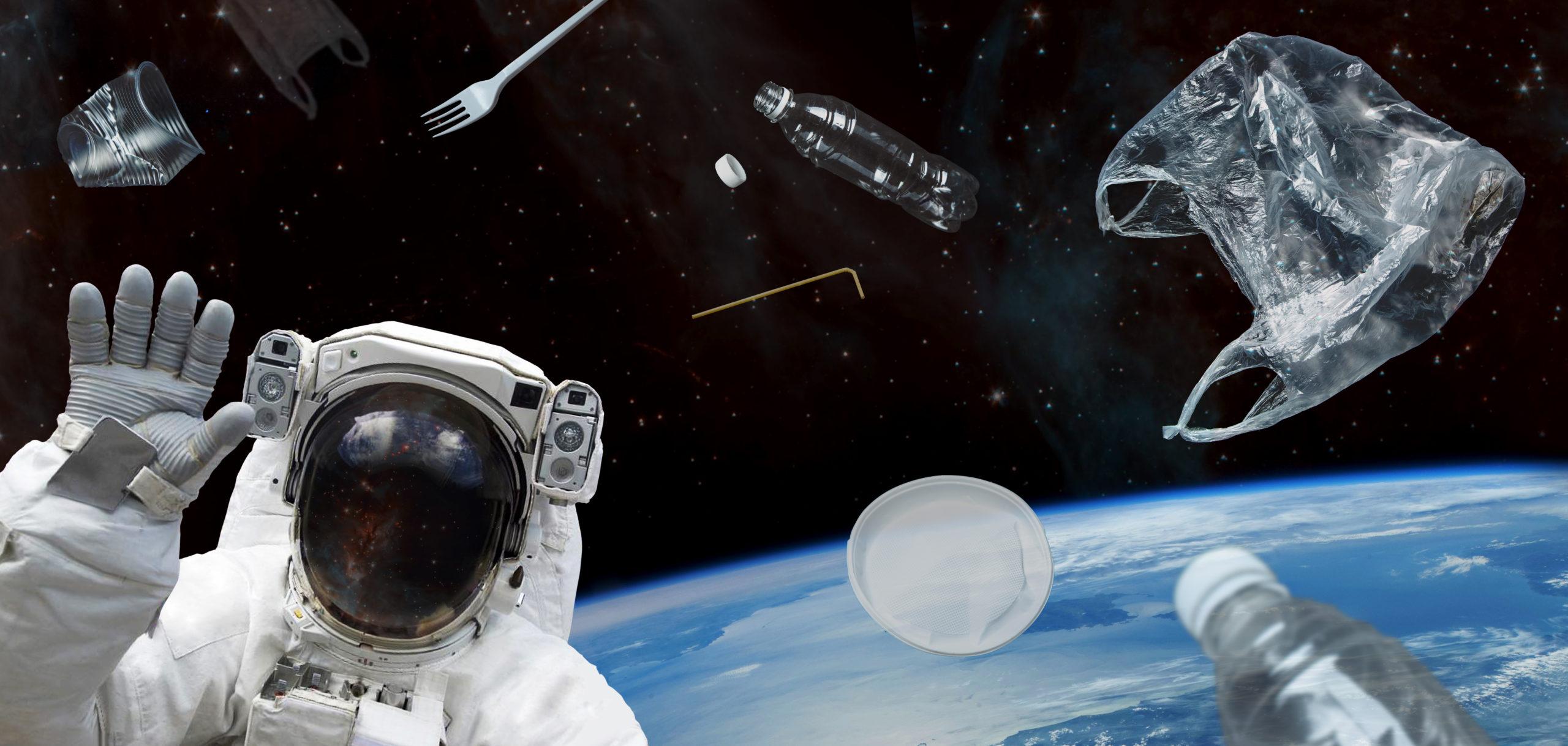 Te impactará esta misión destinada a retirar basura espacial