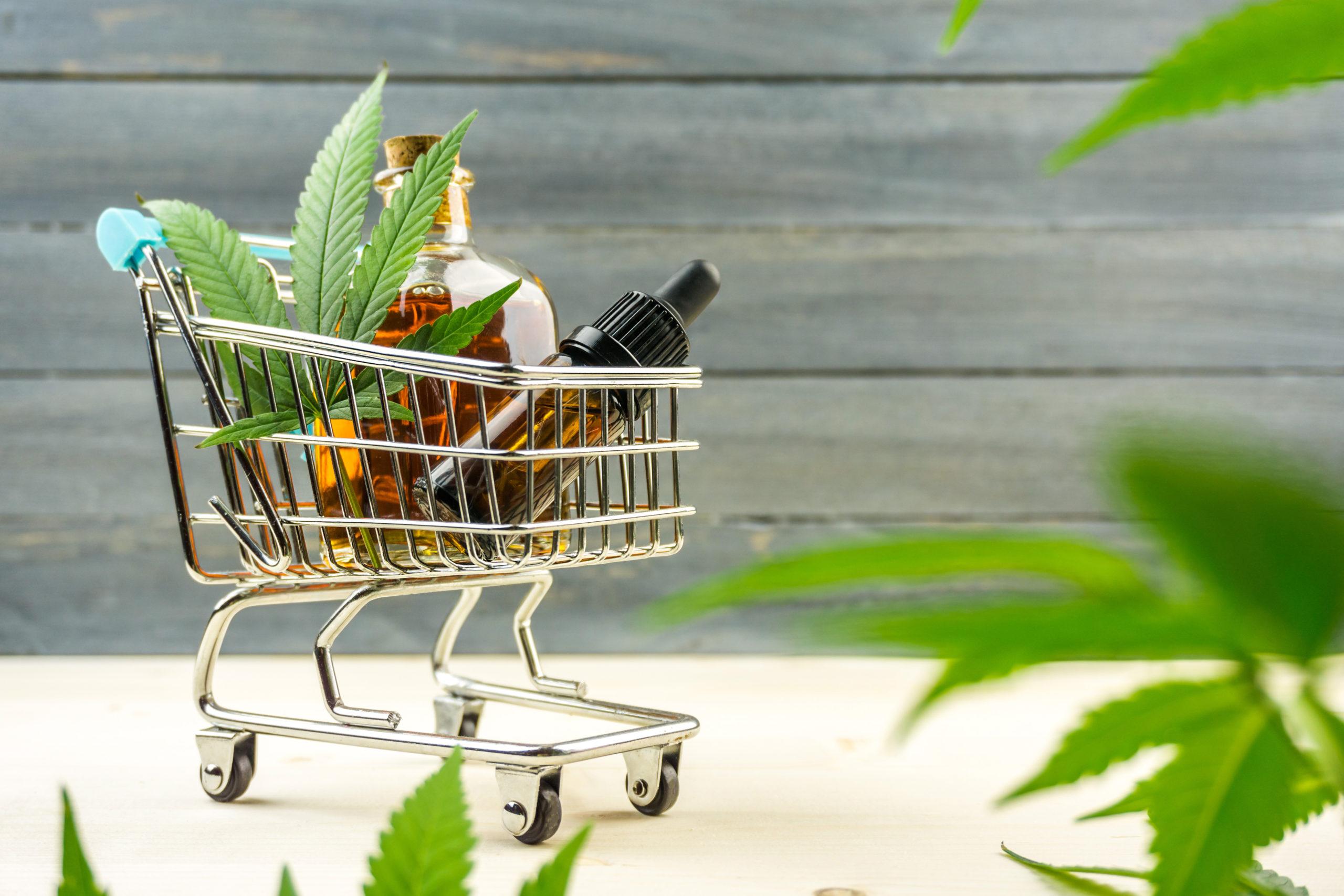 Pronto podrías encontrar CBD en cualquier supermercado