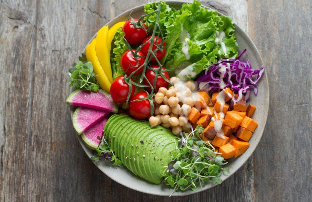 ¡Comprobado! Una dieta vegana ayuda a bajar de peso