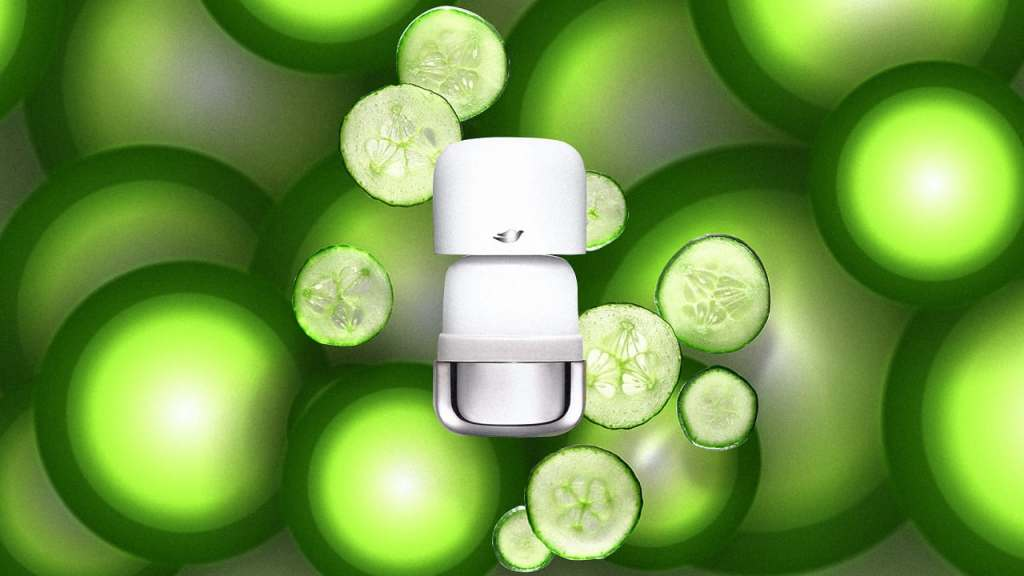 Dove lanza el primer desodorante recargable y reutilizable