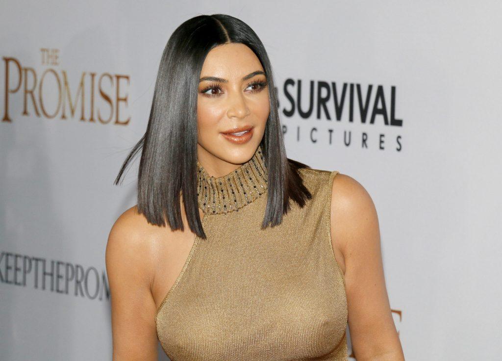 Kim Kardashian se vuelve 100% vegana