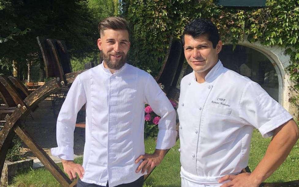 Dos chefs mexicanos en Francia reciben las codiciadas estrellas Michelin