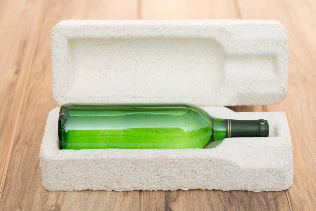 Envases hechos a base de hongos, una nueva alternativa al plástico