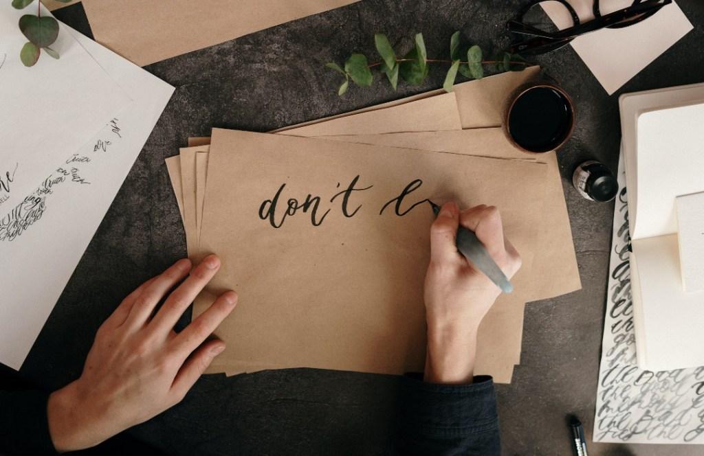 Por estas razones necesitamos escribir a mano más tiempo
