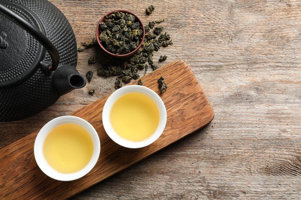 Oolong, el increíble té que te permitirá bajar rápido de peso mientras duermes