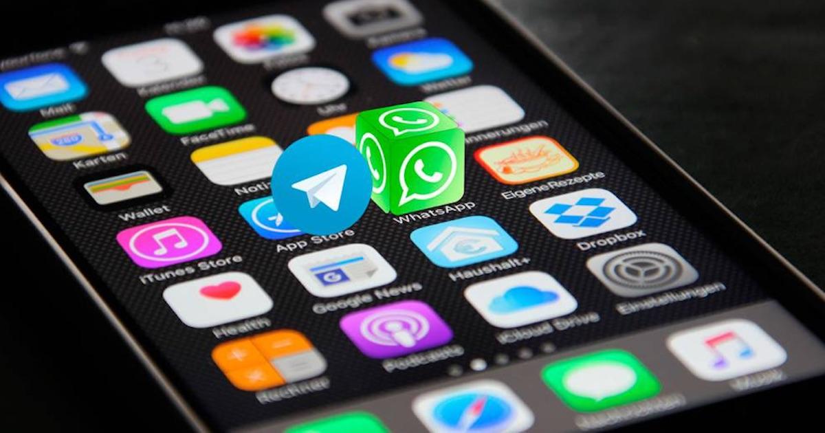 5 funciones de Telegram que no encontrarás en WhatsApp
