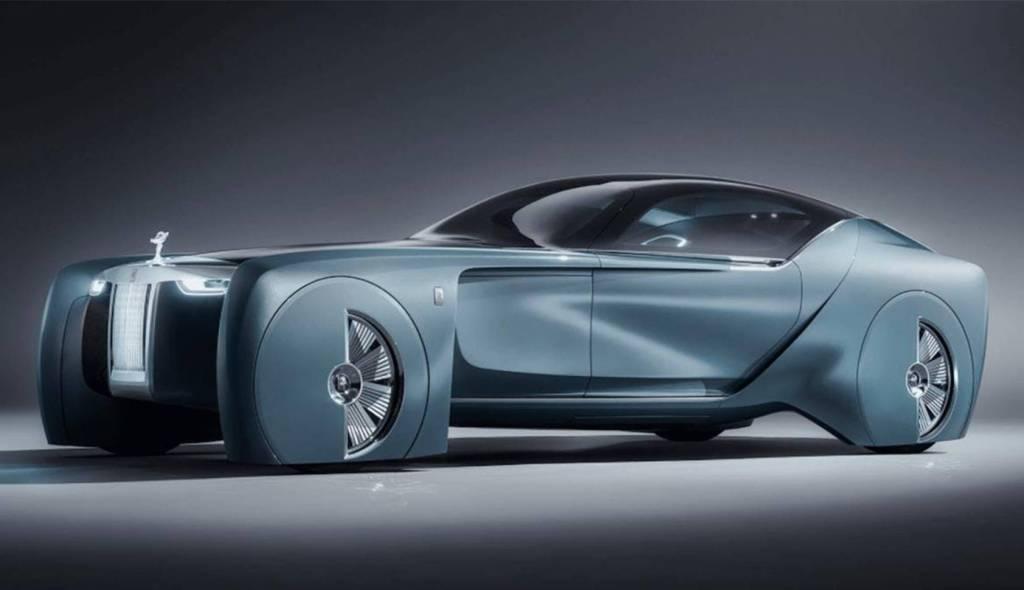 ¿Cómo será el Rolls Royce eléctrico?