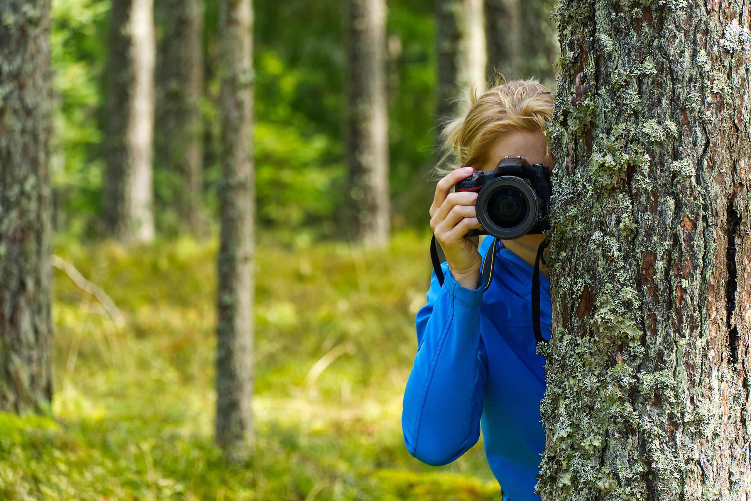 7 cámaras para tomar fotos como todo un profesional