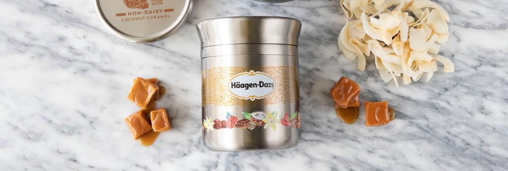 Häagen-Dazs presenta envases reutilizables (y eso nos pone muy felices)