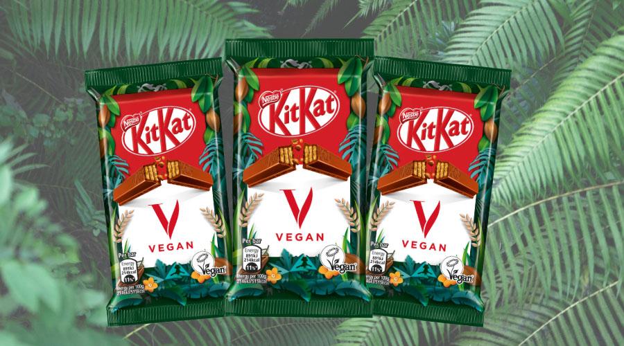 El KitKat vegano llega para alegrarnos la vida
