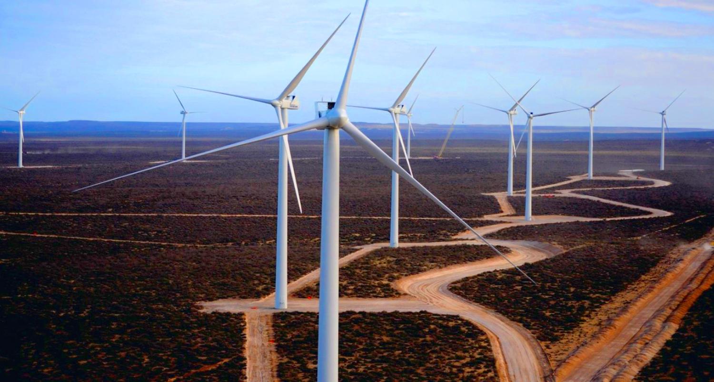 El parque eólico más grande de Argentina ha generado cientos de empleos