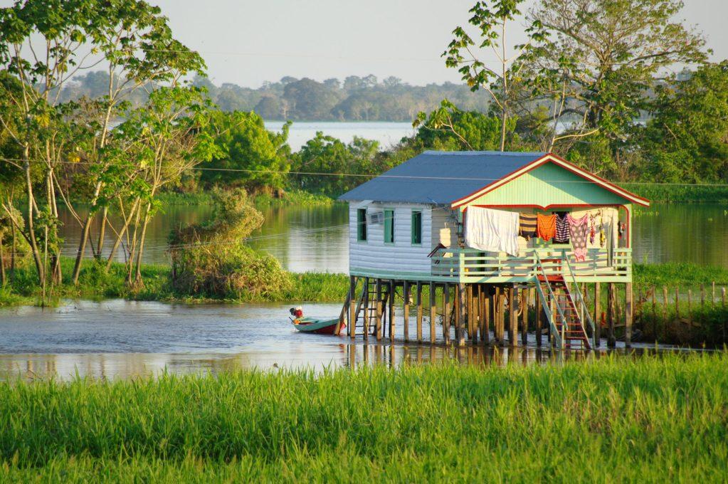 Huawei conectará poblaciones del Amazonas sin acceso a Internet