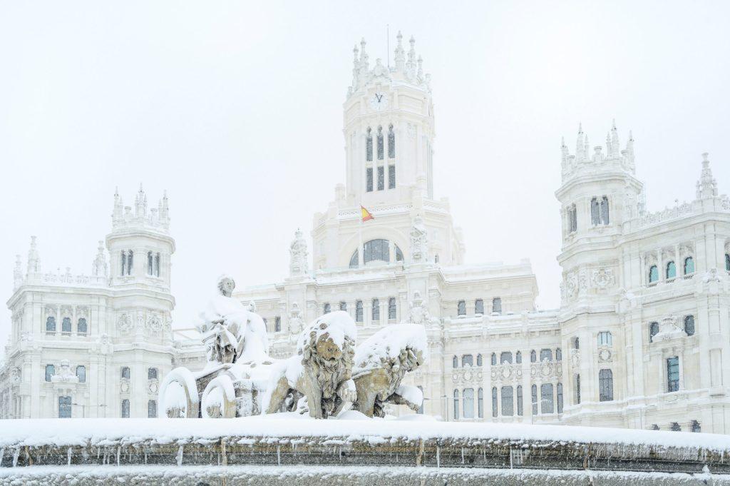 ¿Es el cambio climático responsable de las nevadas extremas en el mundo?