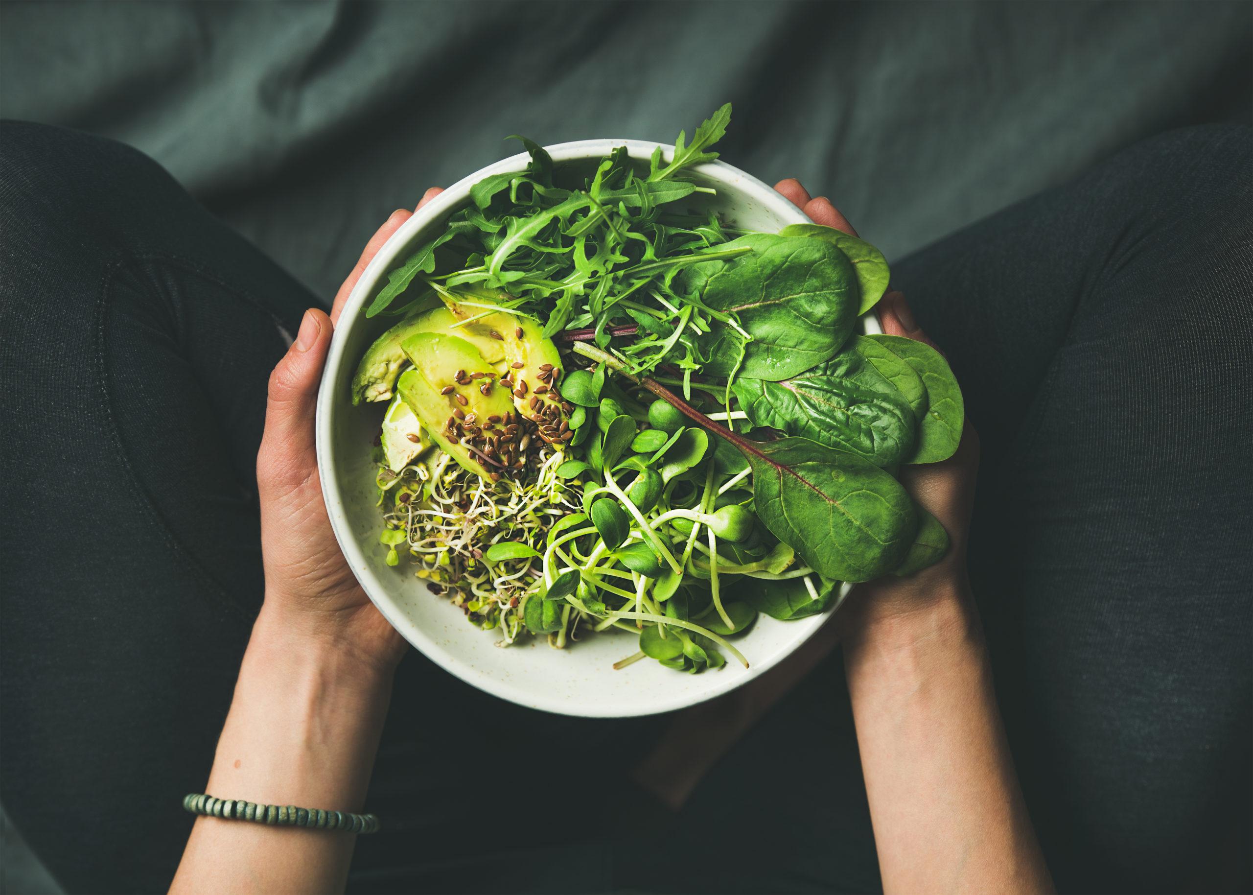 5 alimentos que aumentan tu masa muscular y ¡no son carne!