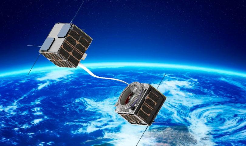 Estos artilugios recolectarán basura espacial sin usar combustible