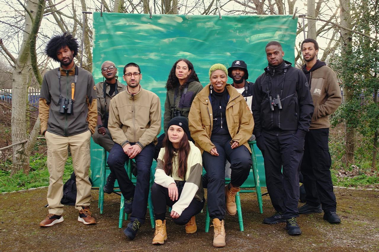 La naturaleza necesita héroes:  Timberland los encuentra