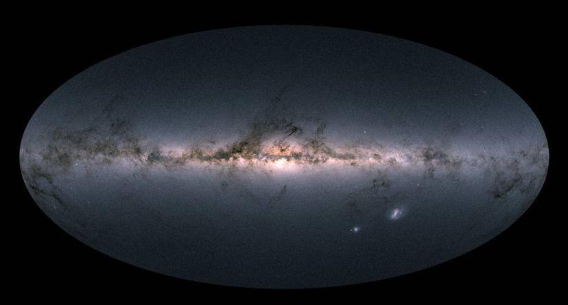 Descubren nuevo rincón de la Vía Láctea por casualidad