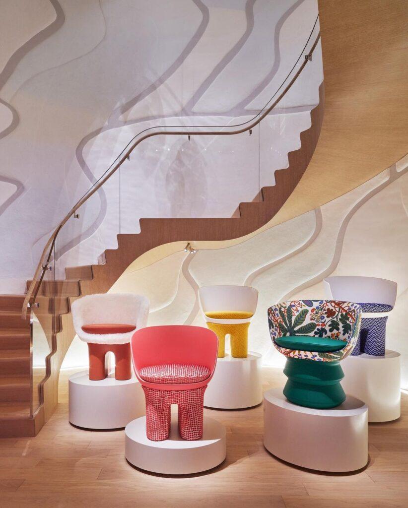 Conoce la impresionante tienda de Louis Vuitton en Japón, inspirada en la belleza del mar