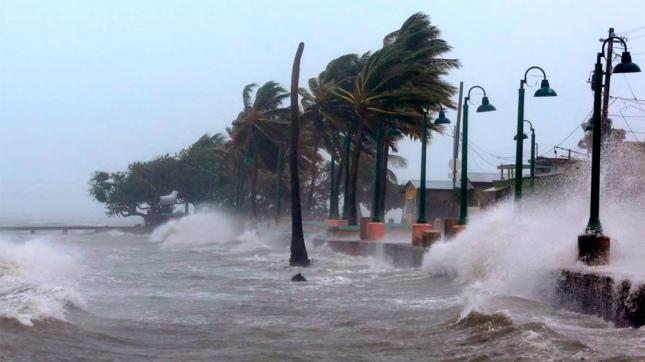 Cambio climático culpable del comportamiento de los huracanes