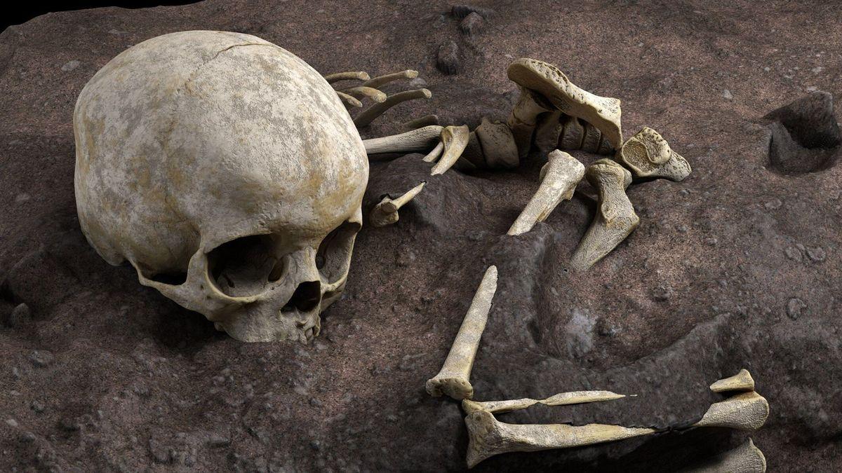 Hallan en Kenia la tumba más antigua de hace 78,000 años