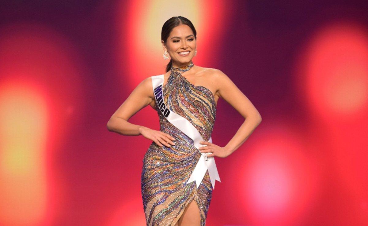 ¡Orgullo mexicano! Andrea Meza gana el certamen de Miss Universo 2021