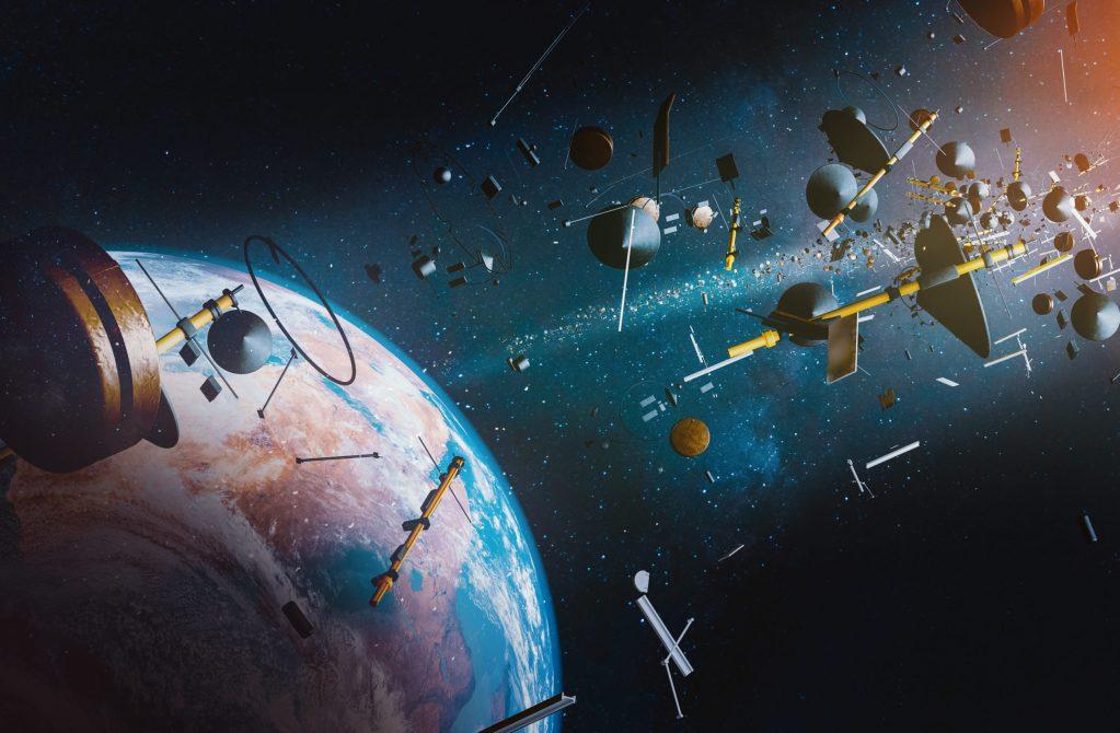 Houston, tenemos un problema: la basura espacial aumentará 50 veces en 2060