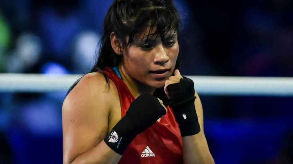 Esmeralda Falcón, primera boxeadora mexicana en ir a unos Juegos Olímpicos