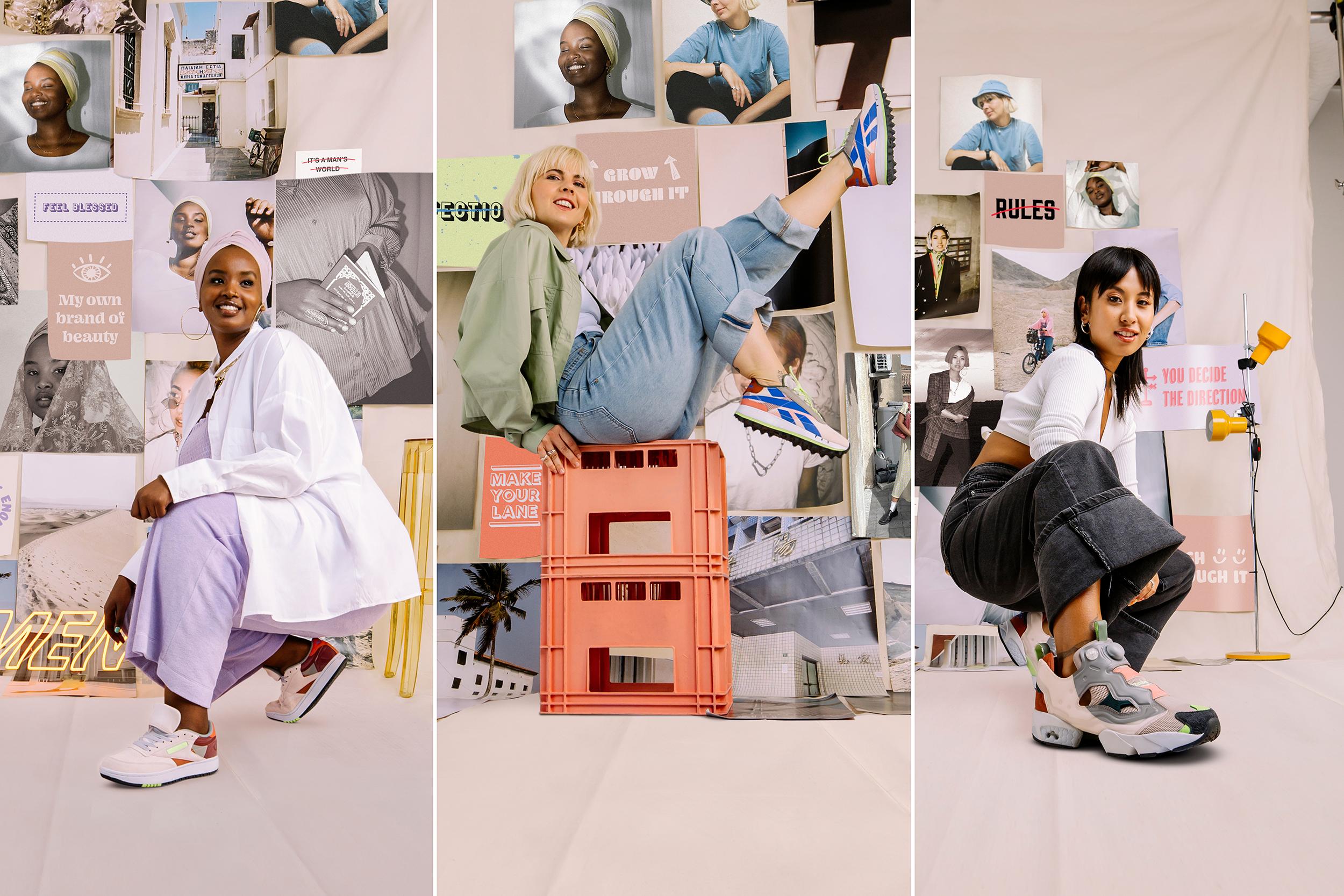 Esta nueva campaña de Reebok empodera a las mujeres, ¿ya la viste?