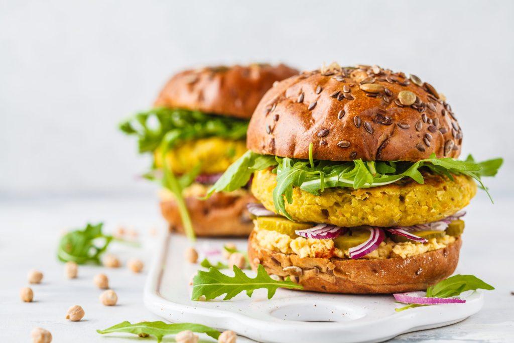 5 lugares en CDMX para comer una hamburguesa vegana (y una increíble receta)