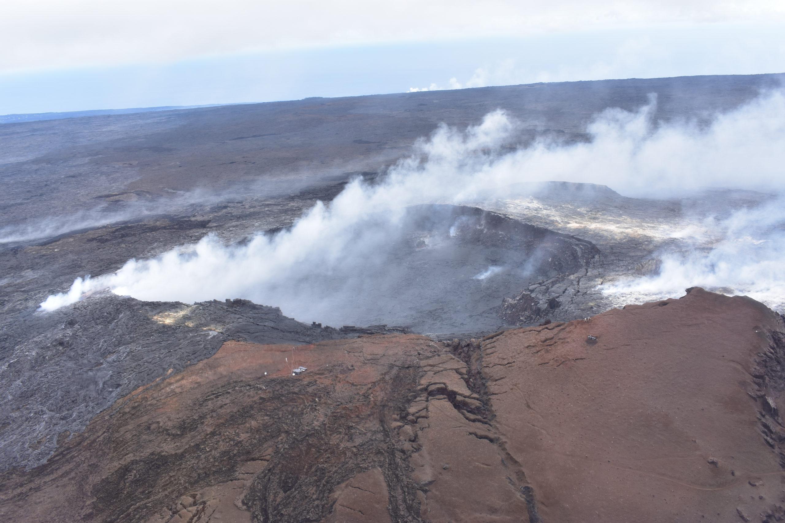 Un nuevo volcán es considerado ahora el más grande del mundo