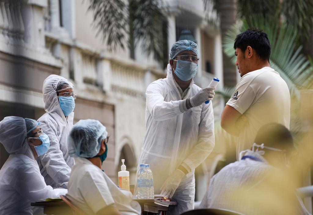 Hongo negro, la peligrosa secuela del Covid-19, en India, ya tiene tratamiento