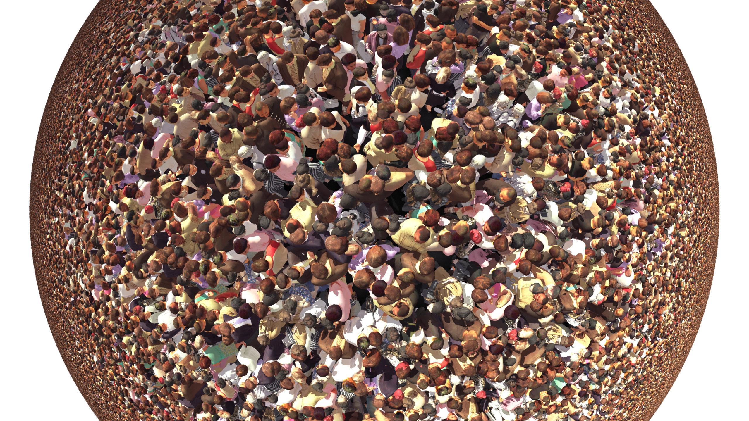 5 soluciones altamente efectivas para la sobrepoblación mundial